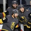Janmark's Hat-Trick Leads Vegas Past Wild in Game Seven