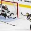 Golden Knights Rally Late to Snap Minnesota's Six-Game Win Streak