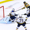 Golden Knights Rebound Against Blues on Second Half of Back to Back