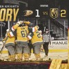 Knights Come Alive In Final Minutes; Defeating Ducks 2-1 In OT