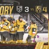 Knights Trade Shots With Kings In Early Afternoon Victory Defeating LA…