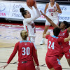 Lady Rebels Pull Together For a Record-Setting Win Against Loyola Marymount