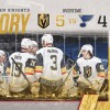 Reilly Smith Scores in OT to Lift Vegas Past St. Louis