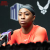 Rodjanae Wade embraces her new nickname: 'Ms. Double-Double'