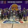 The Los Angeles Lakers make quick work of the Denver Nuggets, 4-1, as…