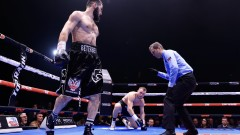 Beterbiev Victorious in Light Heavyweight Match Against Deines