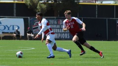 Rebels Fail to Keep Up with the Seattle Redhawks in Round 1 of WAC Tournament, Losing 1-3