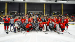 UNLV Hockey Honors Seniors at City National Arena