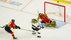 Vegas Golden Knights Fall Against Los Angeles Kings 2-4, Splitting the Two Game Series