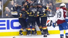 Vegas Golden Knights Tie Second Round Series with the Colorado Avalanche