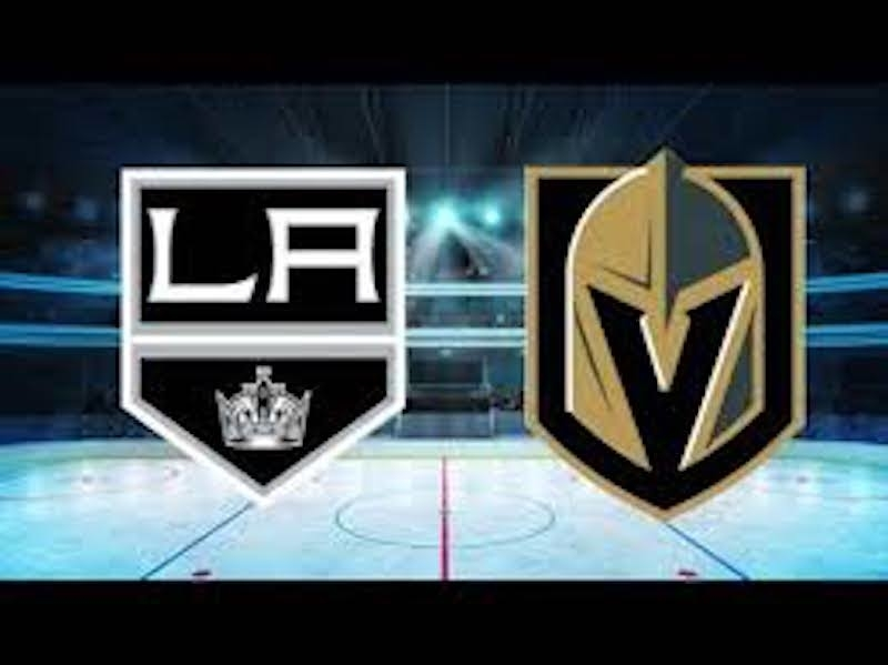 Vegas Golden Knights Suffer a 4-3 Defeat in Los Angeles