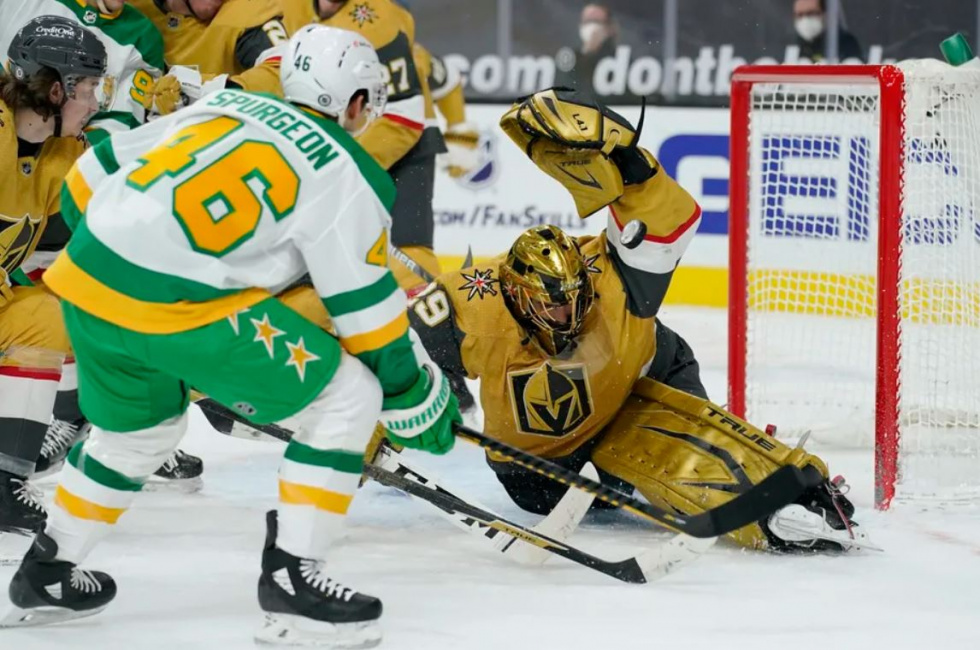 Previewing the Vegas Golden Knights vs. Minnesota Wild Round One Matchup