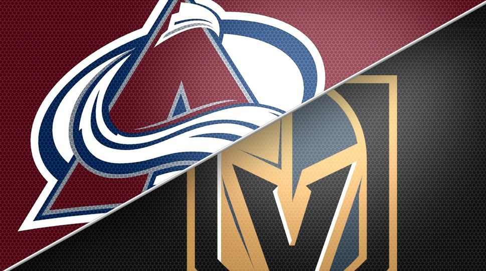 Fleury In Frustration As Avs Edge Knights 3-2