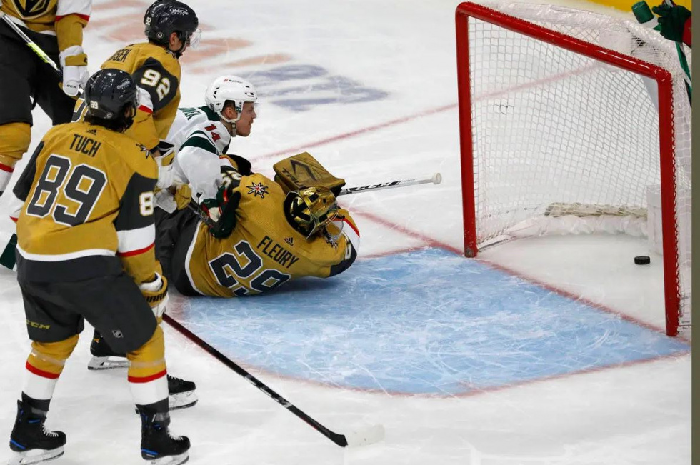 Golden Knights Collapse in the Third for Third Straight Loss