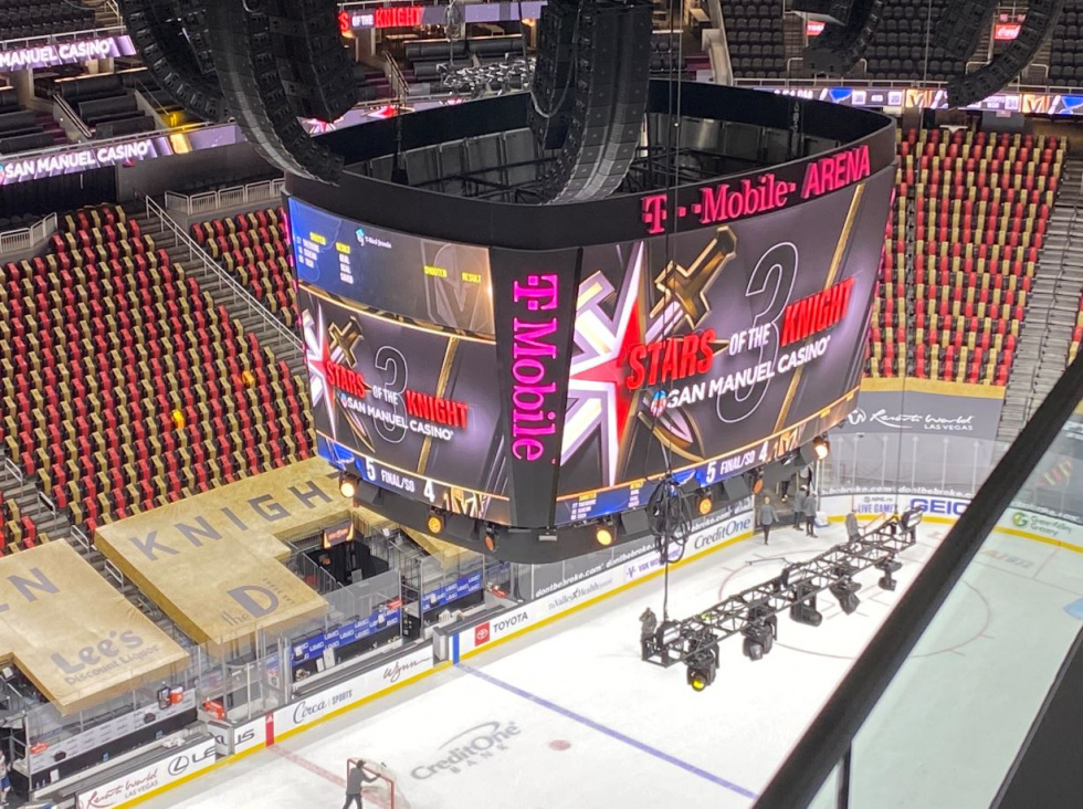 Golden Knights' Game Against St. Louis Postponed Due to COVID-19