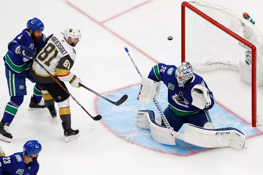Golden Knights Win Game 3 and 4 to Take Commanding Series Lead