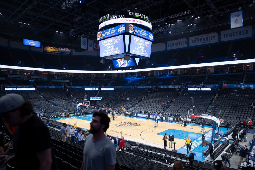Las Vegas Could Potentially Host End of NBA Season