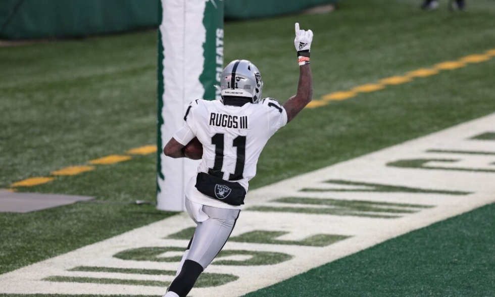 Raiders Just Barely Beat The Jets: Carr to Ruggs Hail Mary Saves Season as Raiders Win 31-28.