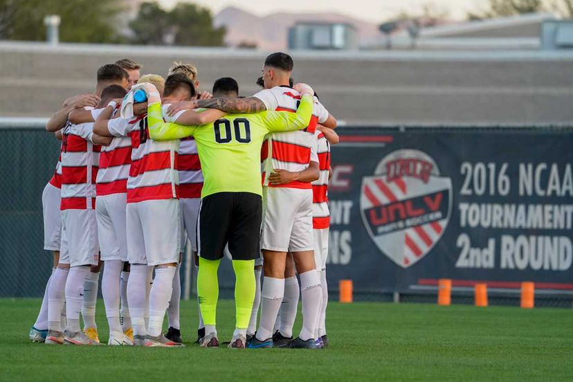 Rebel Men's Soccer Falls to Grand Canyon University 1-2