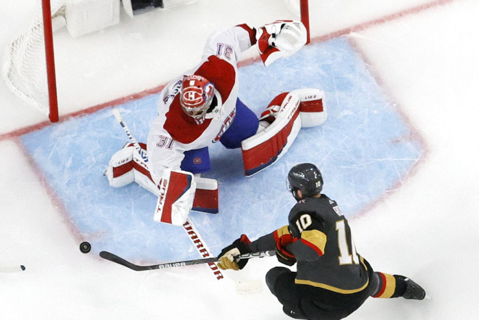 Stunned In Sin City: Montreal Takes 3-2 Series Lead, Defeats Vegas 4-1.…