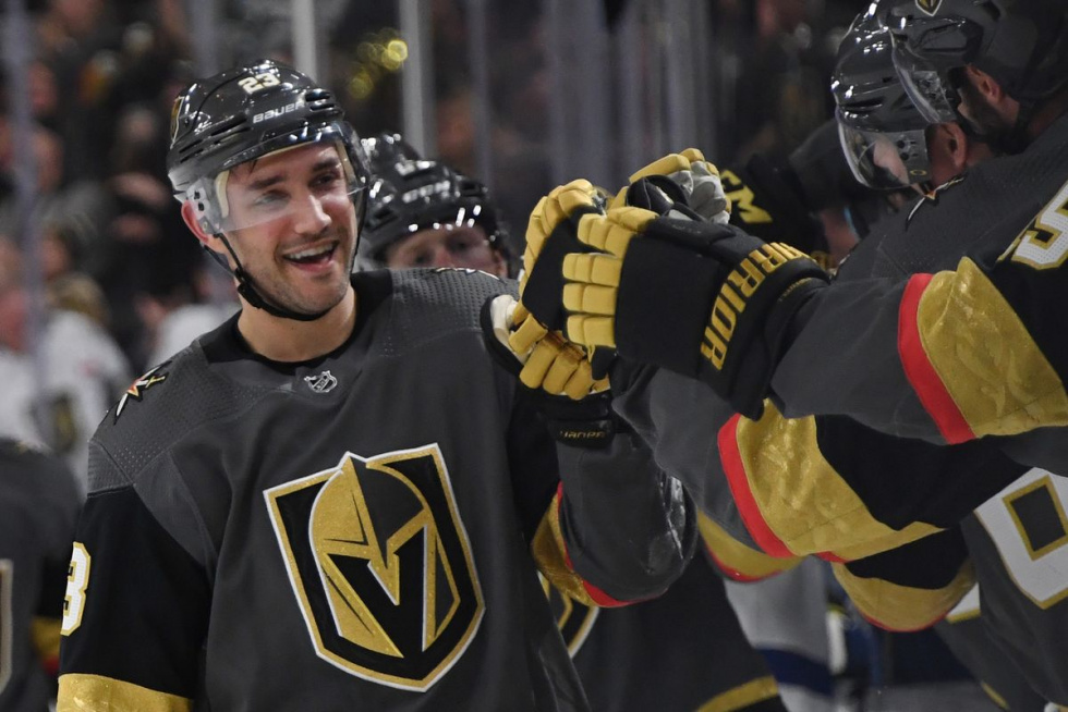 The Golden Knights put an end to the 11-Game win streak of the Tampa Bay Lightning.