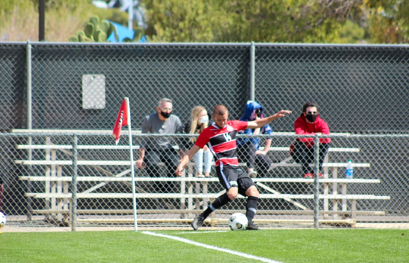 UNLV Men's Soccer Remains Undefeated at Home, Defeats California Baptist University 1-0