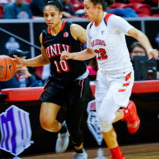 2019 Mountain West Basketball Championships: UNLV Lady Rebels vs. Fresno State