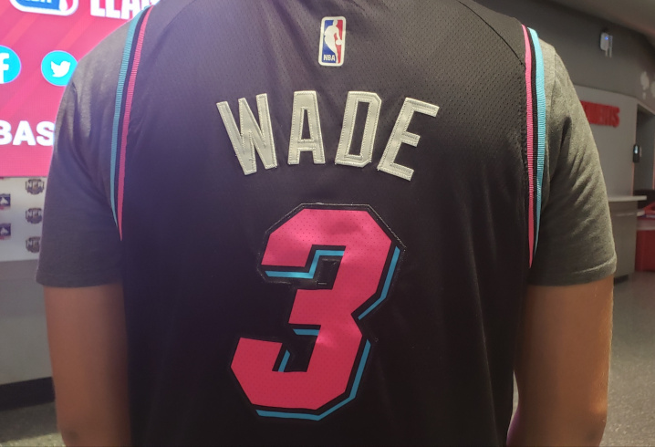 save off 3297a ec4ed Photo gallery: The Unique Jerseys found at the 2019 NBA ...