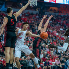 UNLV Runnin' Rebels vs San Diego State Aztecs