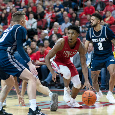 UNLV Runnin' Rebels vs. UNR