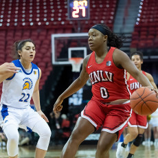 Mountain West Tournament: UNLV Lady Rebels vs. San Jose Spartans