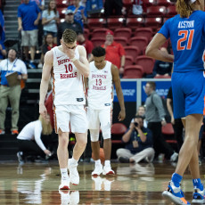 Mountain West Tournament: UNLV Runnin' Rebels vs. Boise State