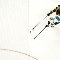 A Shootout Save Gives The Golden Knights A Win: Seven Straight Wins After Defeating San Jose 3-2